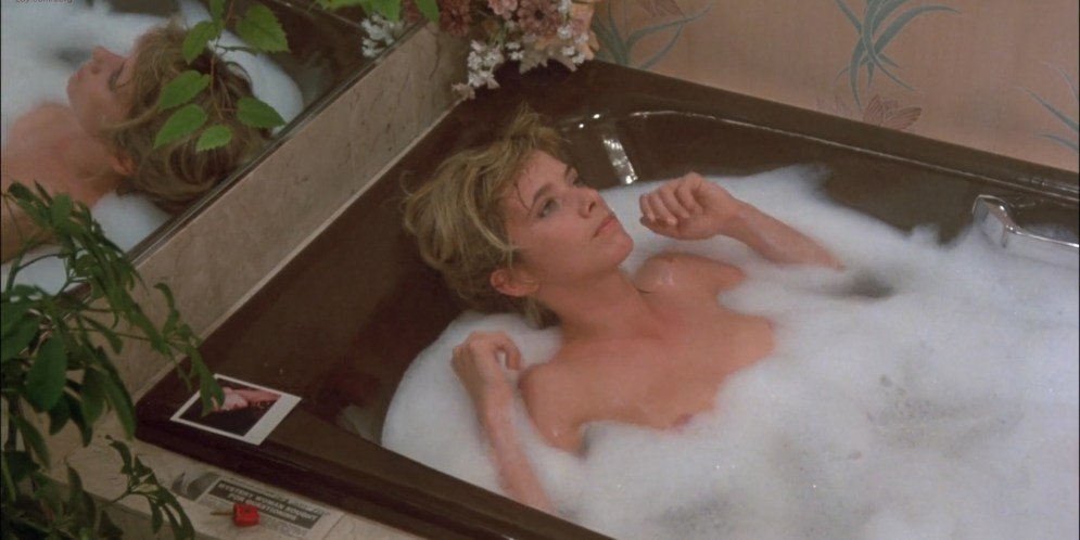 Madonna hot see through in bra and Rossana Arquette nude nipples and side boob - Desperately Seeking Susan (1985) hd1080p (6)