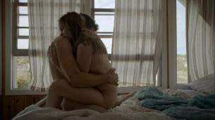 Ruth Wilson nude butt topless and butt naked in the shower - The Affair (2014) s1e1 hd720-1080p 5