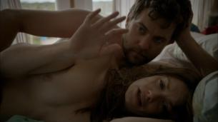 Ruth Wilson nude butt topless and butt naked in the shower - The Affair (2014) s1e1 hd720-1080p 7