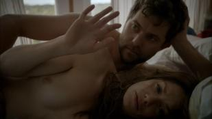 Ruth Wilson nude butt topless and butt naked in the shower - The Affair (2014) s1e1 hd1080p