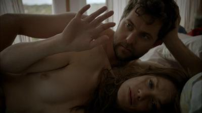 Ruth Wilson nude butt topless and butt naked in the shower - The Affair (2014) s1e1 hd1080p (1)