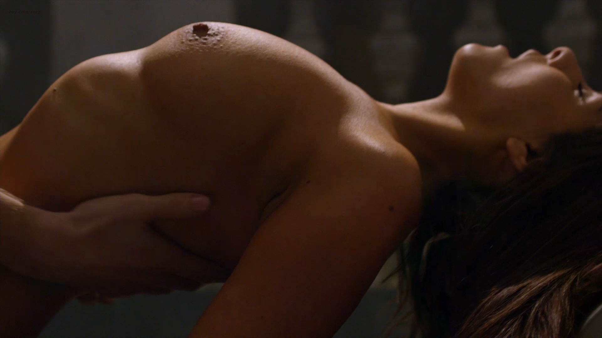 Sadie Katz nude Roxanne Pallett nude sex and others nude - Wrong Turn 6 Last_Resort (2014) hd1080p (3)