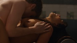 Sadie Katz nude Roxanne Pallett nude sex and others nude - Wrong Turn 6 Last_Resort (2014) hd1080p (1)