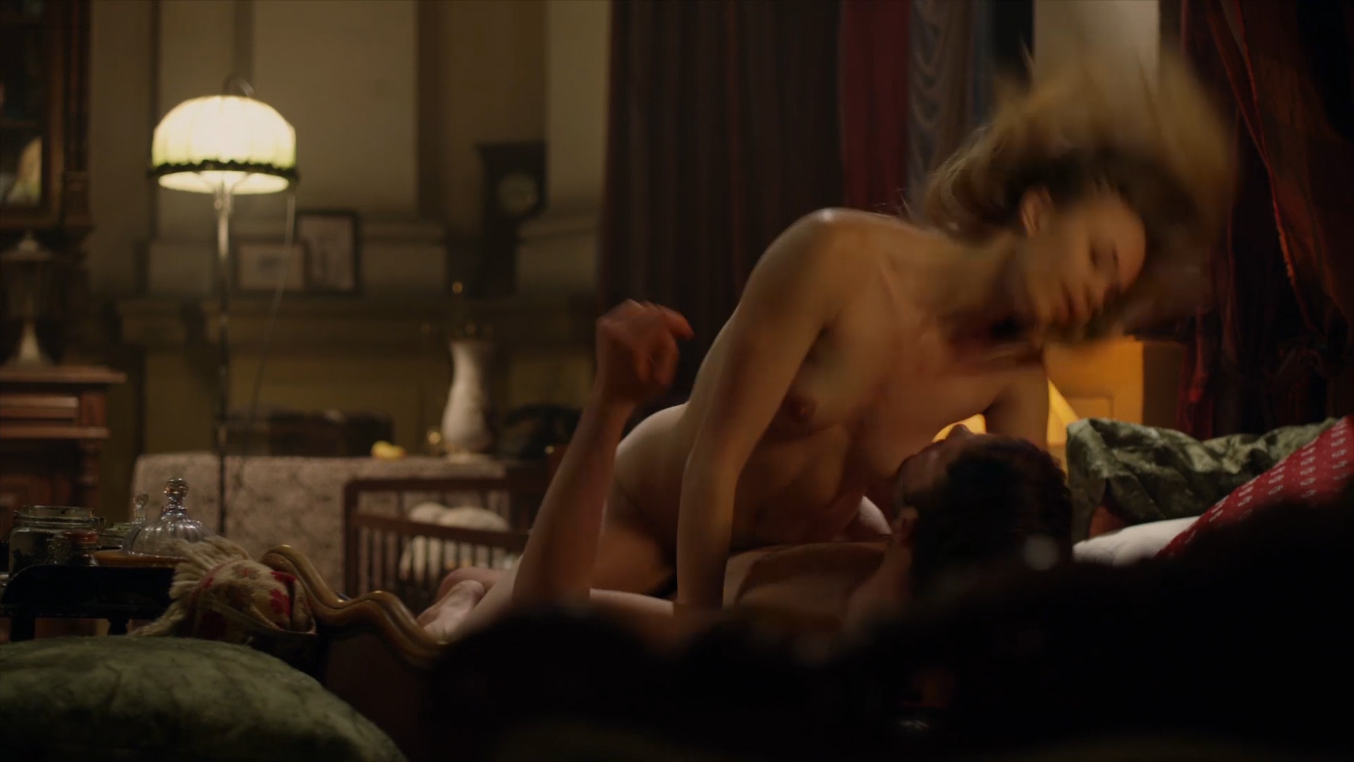 Sadie Katz nude Roxanne Pallett nude sex and others nude - Wrong Turn 6 Last_Resort (2014) hd1080p (5)