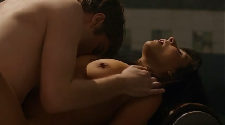 Sadie Katz nude sex Roxanne Pallett nude and hot and others all nude - Wrong Turn 6: Last Resort (2014) (14)