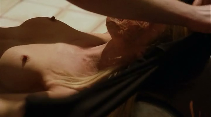 Sadie Katz nude sex Roxanne Pallett nude and hot and others all nude - Wrong Turn 6: Last Resort (2014) (8)