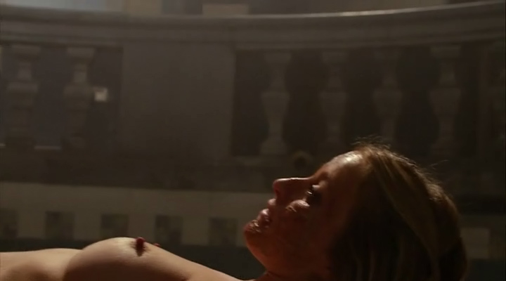 Sadie Katz nude sex Roxanne Pallett nude and hot and others all nude - Wrong Turn 6: Last Resort (2014) (7)