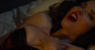 Sarah Lind nude topless and sex with the wolfcop - Wolfcop (2014) hd720p (6)