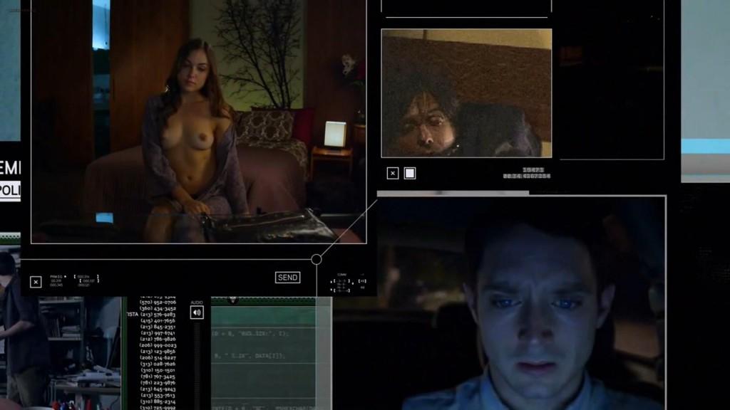 Sasha Grey nude topless - Open Windows (2014) hd1080p (Web-DL) (3)