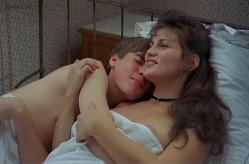Serena Grandi nude Alexandra Vandernoot nude sex and Marion Peterson nude bush - L'iniziazione (1987) (9)