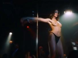 Shannon Elizabeth nude topless as stripper - Dish Dogs (2000)