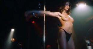 Shannon Elizabeth nude topless as stripper - Dish Dogs (2000) (1)