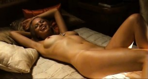 Sian Breckin nude sex and Jaime Winstone nude sex threesome - Donkey Punch (2008) (2)