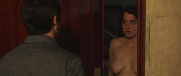 Adèle Haenel nude topless cit of bush and wet- L' homme qu'on aimait trop (FR-2014) hd1080p (1)