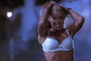 Anna Faris hot Carmen Electra hot and wet and Shannon Elizabeth sexy cleavage – Scary Movie (2000) hd1080p
