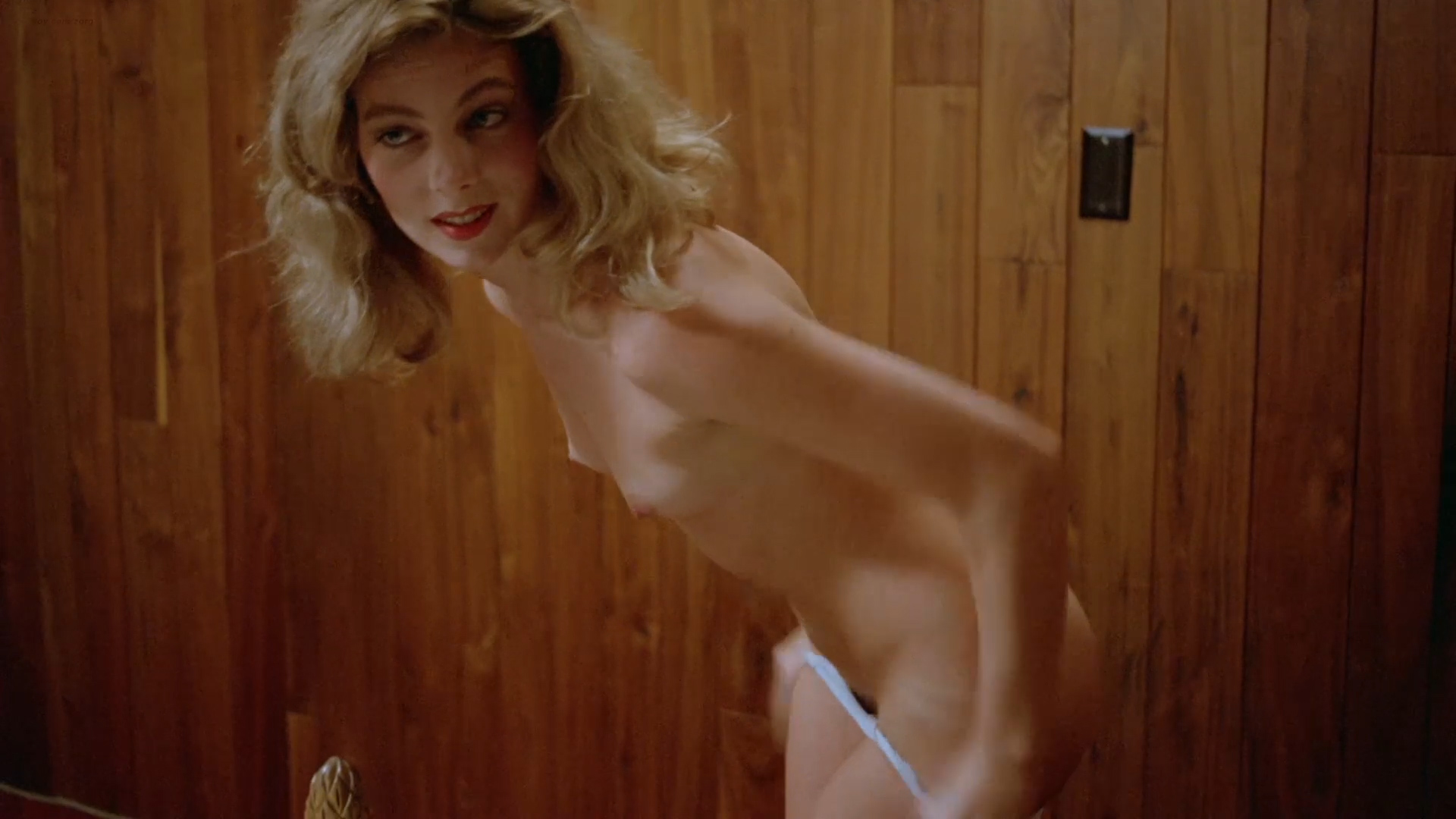 Camille Keaton nude topless Britt Helfer nude and tied up - Raw Force (1982) hd1080p (2)