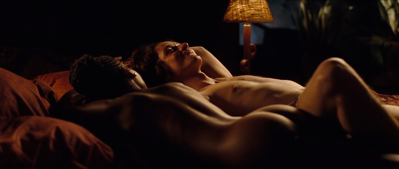 Kerry Washington nude butt naked and sex – The Last King of Scotland (2006)  hd720p ...