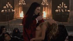 Laure Marsac nude topless and bush Nicole DuBois nude stripping and Indra Ové hot cleavage - Interview With The Vampire (1994) hd1080p (14)