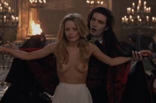 Laure Marsac nude topless and bush Nicole DuBois nude stripping and Indra Ové hot cleavage – Interview With The Vampire (1994) hd1080p