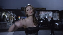 Lauren Cohan hot huge claveage and very sexy though mean - Death Race 2 (2010) hd1080p (8)