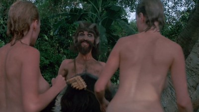 Lynette and Leigh Harris nude twins hot and wet - Sorceress (1982) hd1080p (4)