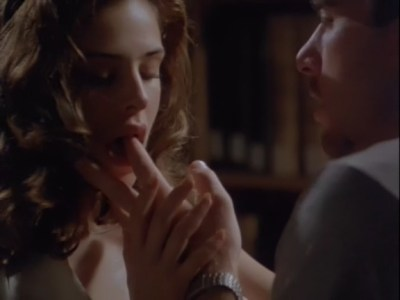 Molly Ringwald nude topless and sex and Sarah Lassez nude and naughty - Malicious (1995) (10)