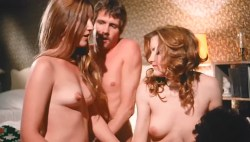 Rebecca Brooke nude full frontal sex and lesbian sex Jennifer Welles nude and others nude - Abigail Leslie Is Back In Town (1975) (2)