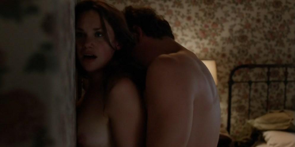 Ruth Wilson nude and hot sex - The Affair (2014) s1e4 hdtv720p (2)