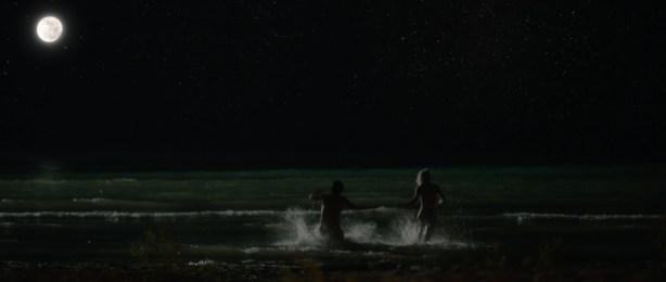 Zoe Kazan nude butt and Megan Park and MacKenzie Davis not nude but hot bikini- What If (2014) hd1080p (4)