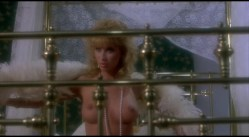 Monique Gabrielle nude full frontal and Corinne Wahl nude and hot - Amazon Women on The Moon (1987) (7)