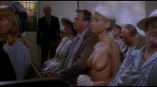 Monique Gabrielle nude full frontal and Corinne Wahl nude and hot - Amazon Women on The Moon (1987)