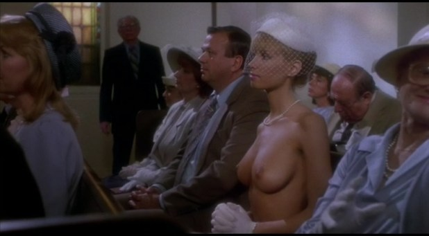 Monique Gabrielle nude full frontal and Corinne Wahl nude and hot - Amazon Women on The Moon (1987) (4)