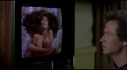 Monique Gabrielle nude full frontal and Corinne Wahl nude and hot - Amazon Women on The Moon (1987) (12)