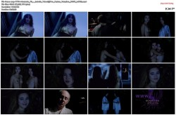 Alexandra Pic and Isabelle Teboul nude topless and Nathalie Karsenty nude - Two Orphan Vampires (1997) hd720p (3)