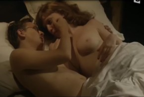 Anna Mouglalis nude and sex and Sarah Stern nude topless – Les Amants Du Flore (FR-2006)