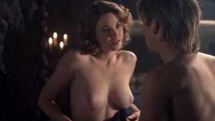 Cristi Harris nude topless and sex Zoe Trilling not nude stripping and few other nude full frontal - Night of the Demons 2 (1994) hd1080p