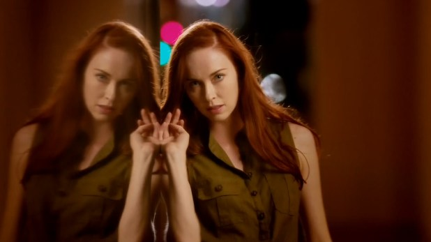 Elyse Levesque nude topless - Transporter The Series (2014) s2e12 hd720p (5)