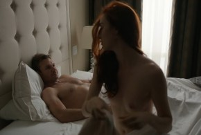 Elyse Levesque nude topless – Transporter The Series (2014) s2e12 hd720p