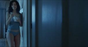 Emmy Rossum hot and sexy in panties cool pokies - Comet (2014) hd1080p (1)