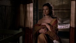 Indira Varma nude briefly and sex - Rome s1 (2005) hd1080p