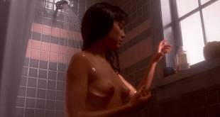 Jill Schoelen nude topless and butt naked in shower - The Stepfather (1987) hd1080p (3)