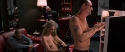 Leighton Meester hot sex and Julie Ann Dawson nude topless - By the Gun (2014) hd1080p (9)