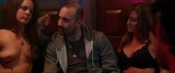 Leighton Meester hot sex and Julie Ann Dawson nude topless - By the Gun (2014) hd1080p (3)