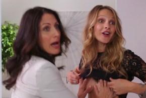 Lisa Edelstein hot in lingerie and sex Beau Garrett and Julianna Guill hot – Girlfriends Guide to Divorce (2014) s1e1-2-3 hd1080p