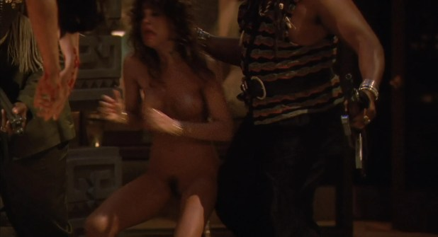 Teri Weigel nude full frontal and sex - Predator 2 (1990) hd1080p (7)