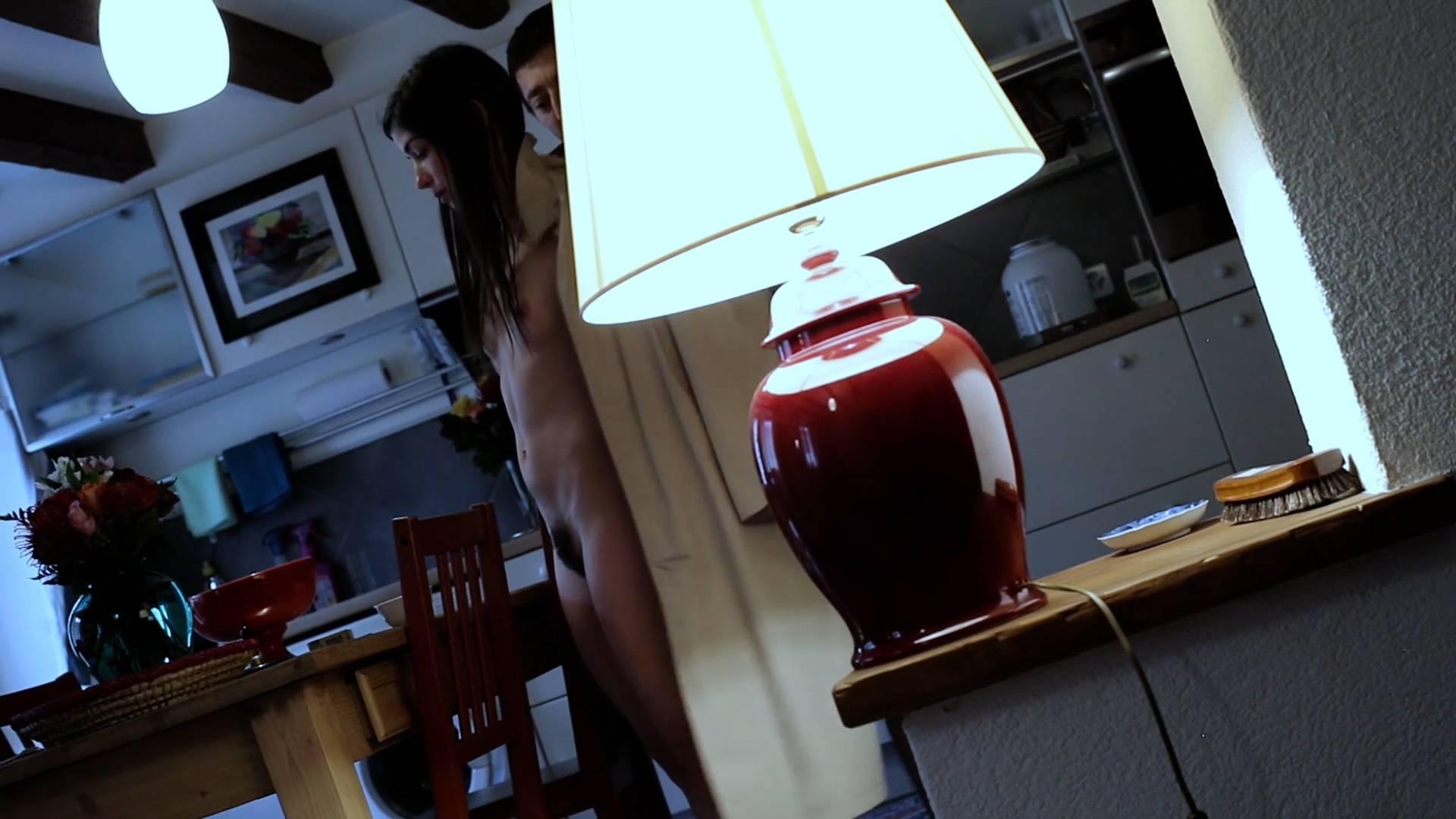 Zoé Bruneau nude full frontal and explicit sex - Adieu Au Langage (FR-2014) 1080p (14)