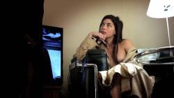 Zoé Bruneau nude full frontal and explicit sex - Adieu Au Langage (FR-2014) 1080p (12)