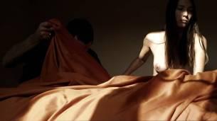 Zoé Bruneau nude full frontal and explicit sex - Adieu Au Langage (FR-2014) 1080p (2)