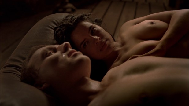 Zuleikha Robinson nude and sex Polly Walker nude topless and dancing all others nude too - Rome (2007) s2e5 hd1080p (3)