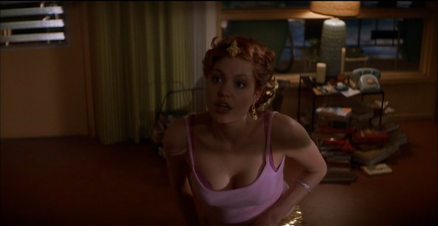 Angelina Jolie hot sex and cleavages - Playing By Heart (1998) hd1080p. (8)